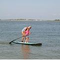Paddleboarding Lesson